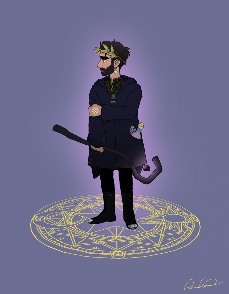 Witchsona 2017 by Boywithmeese