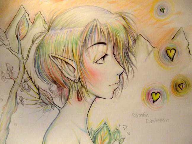 The Colors Of Love by Boywithmeese