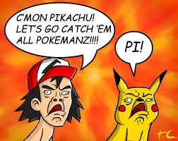 pokemon by codmeister123