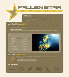 Fallen Star - Website
