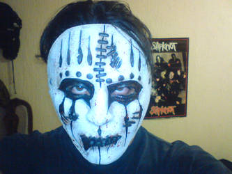 Joey Jordison Mask All Hope Is Gone - All About Of Mask
