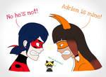 Ladybug vs Volpina
