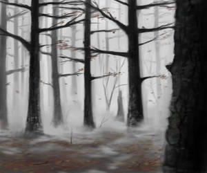 The Woods Whispered A Woeful Tune