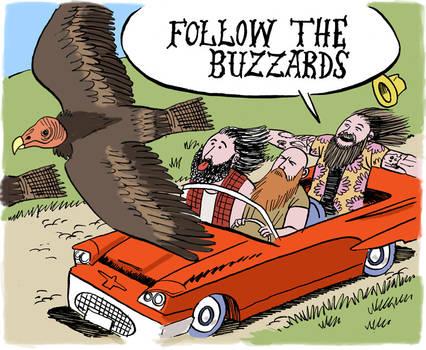Follow The Buzzards