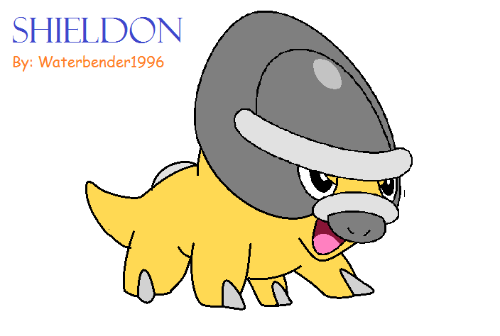 shieldon by Waterbender1996