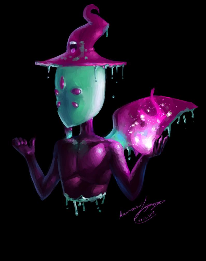 Commission#3 (v. 1) by WonderCreature