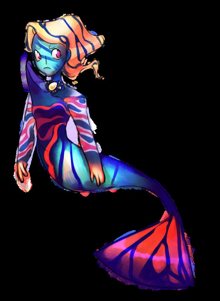 Mermaid by WonderCreature