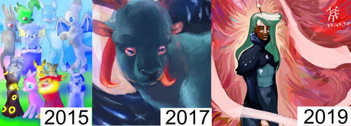 What's This? Your Art Skills has evolved!