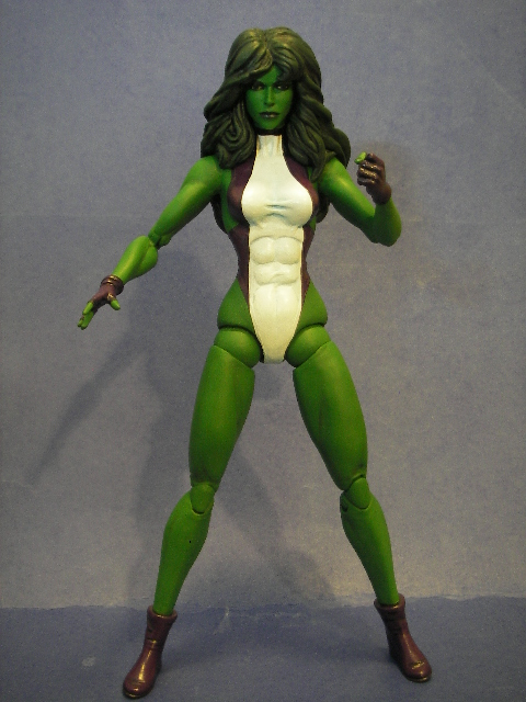 Custom She Hulk Marvel Icons by cusT0M