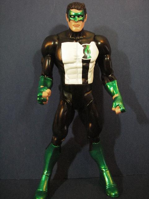 Kyle Rayner Green Lantern by cusT0M
