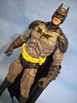 Custom 12 inch Classic Dark Knight Batman figure