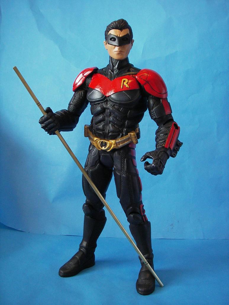 Custom Dark Knight Robin Concept 2 by cusT0M
