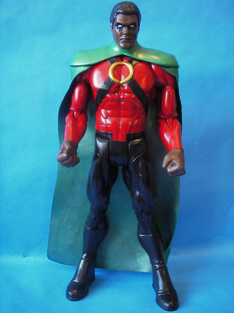 Icon Young Justice Custom 12 inch Icon Young
