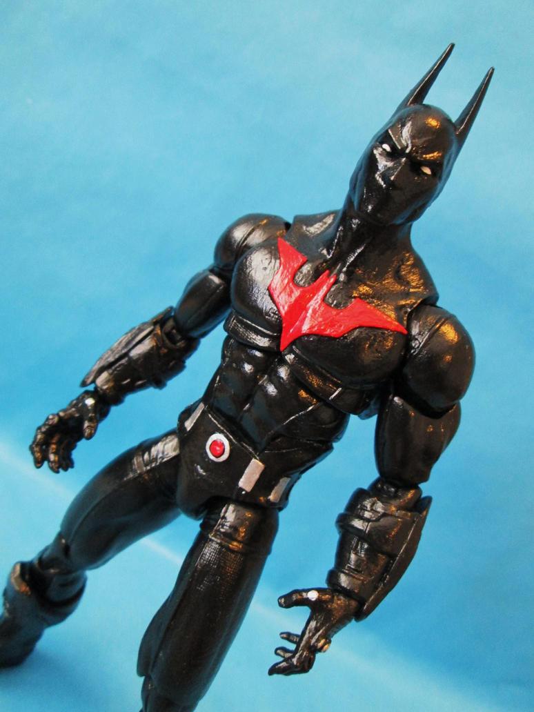 Custom Arkham City Batman Beyond Figure by cusT0M on ...
