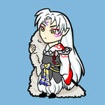 Sesshomaru 3 by Ammewnition-Studios