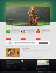 Cre8 Wordpress Theme by hitlat