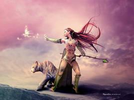 Genie by StigmaChina