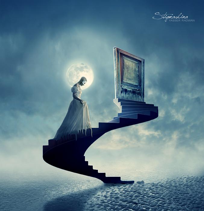Stairway to heaven by StigmaChina