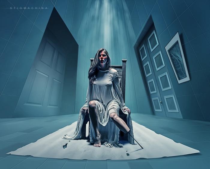 Enslavement of beauty by StigmaChina