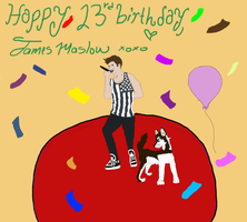 Happy 23 BirthdayJames