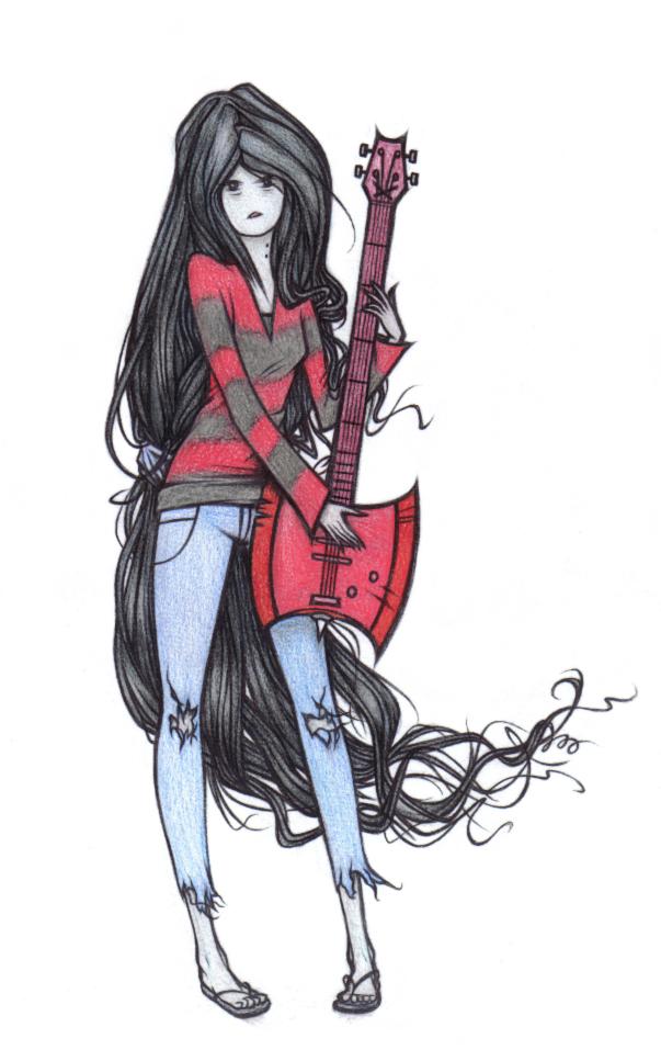Marceline by demik109