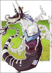 Monster V :: The Dragon by xXTwistedErebusXx