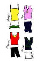 +OC Clothes Reference+ by blueandpurple-rock
