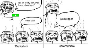 My Face When: Communism by RagingArtist