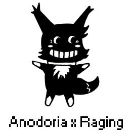 Anodoria x Raging by RagingArtist