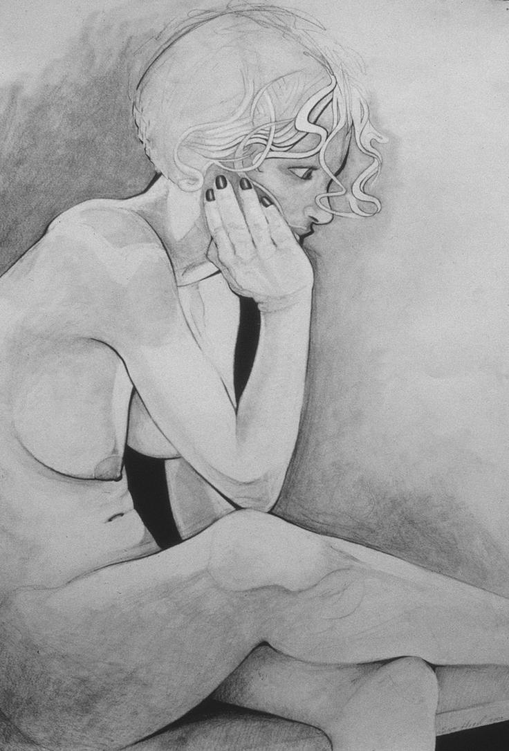 Figure Study (9) by TwistedGarden