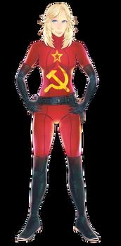 COM: Soviet Samantha