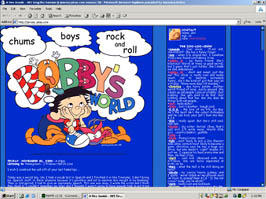 Bobby's World v49 by xnouseforanamex