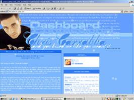 Dashboard Confessional v54 by xnouseforanamex