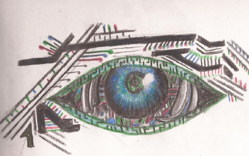 Emerald Eye by PKMN635-Hydreigon