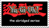 YGO The Abridged Series Stamp by Parker-Stark
