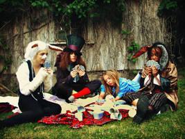 Mad Tea Card Game by CrimsonMoons