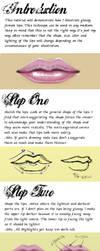 Tutorial on Lips by Caleb-Brown