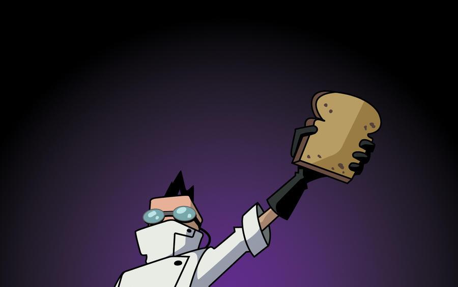 Professor Membrane by VioletStrix on DeviantArt  Invader
