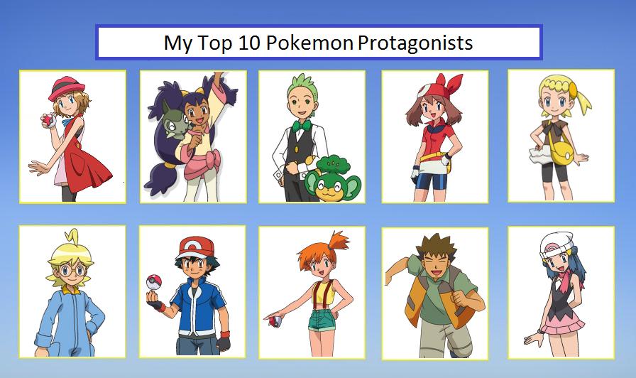 pokemon x top 4