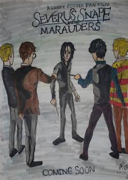 1st SnapeMaraudersFilm Offical poster