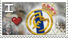 Real Madrid Stamp 2 by VeraCotuna