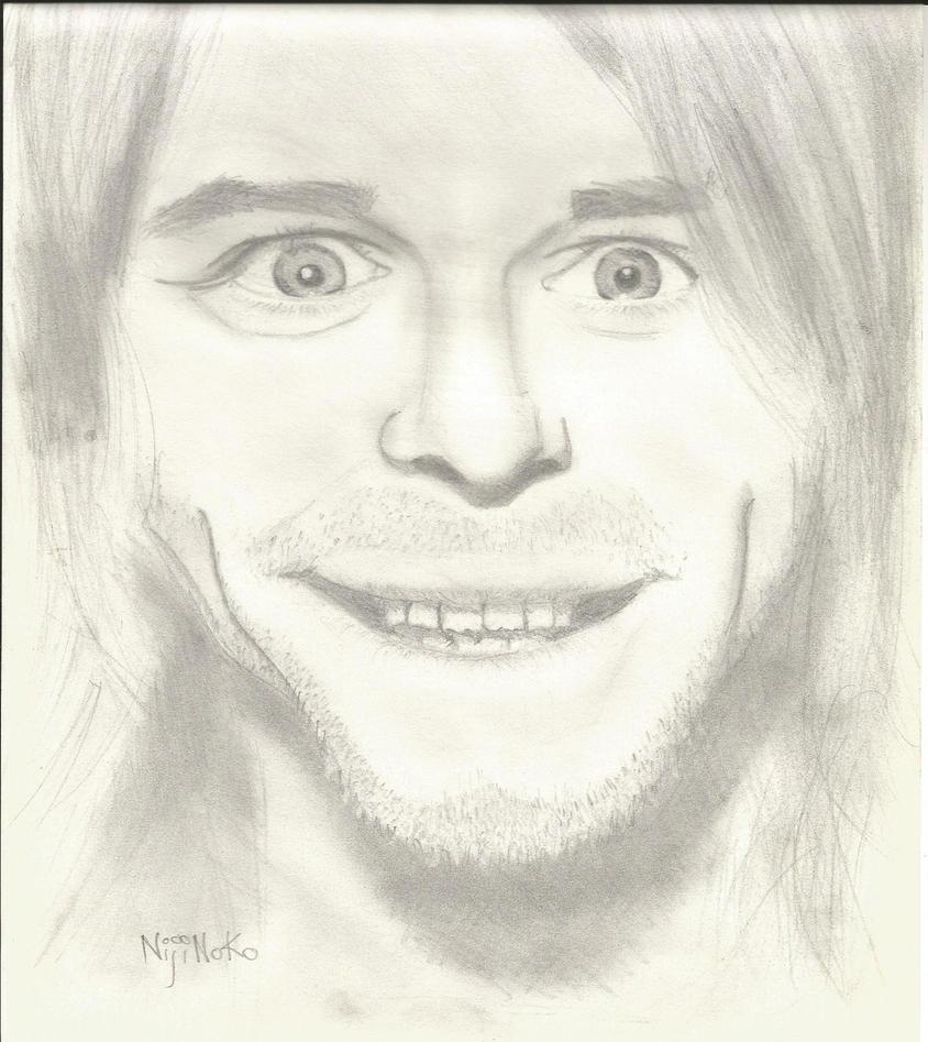Kurt Cobain by NijiNoKo