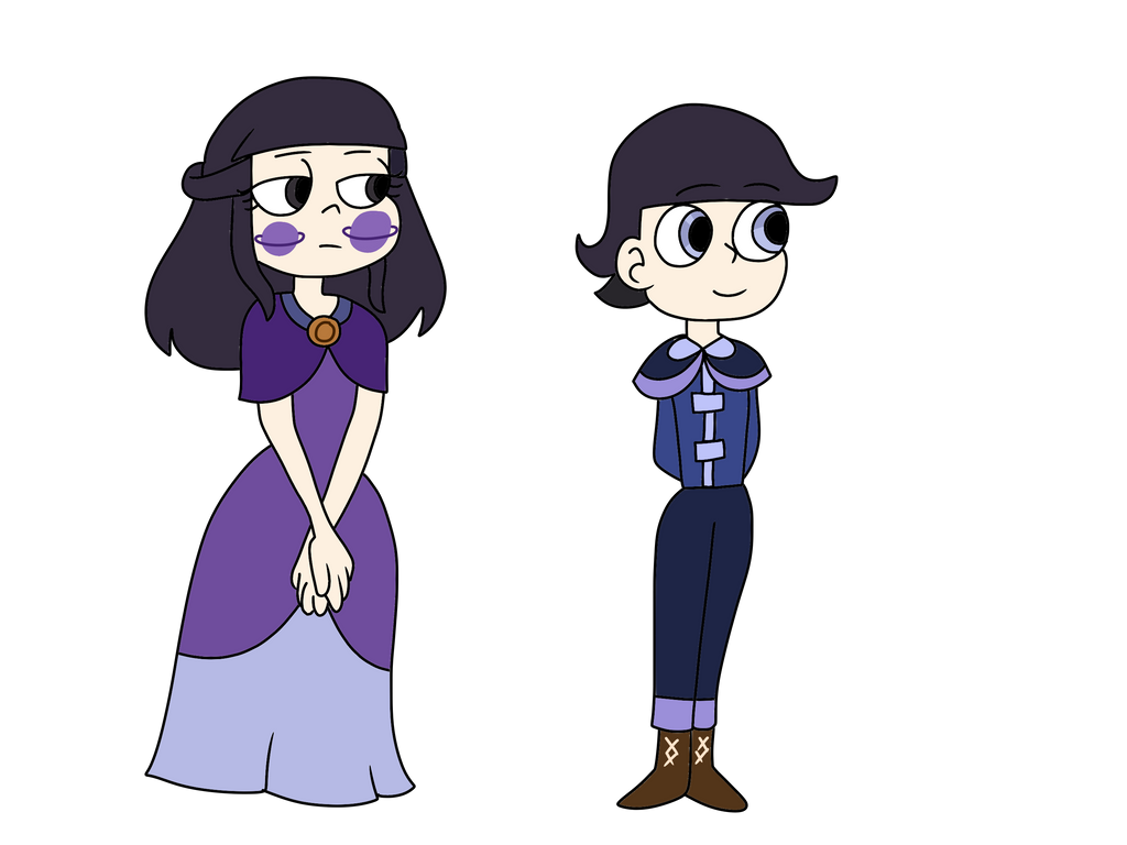 Nixie And Nightley Butterfly By Infaminxy On DeviantArt