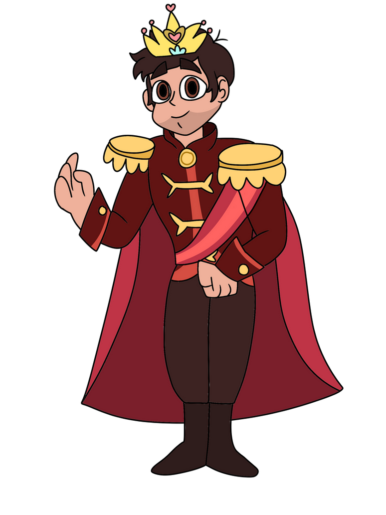 king Marco by infaminxy on DeviantArt