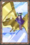 Ryujinia the dragon tamer