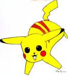 Pikachu Again :D