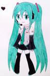 Miku Vocaloid