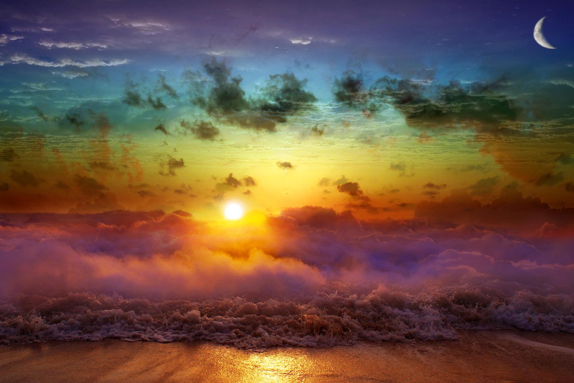 Heaven's Shoreline