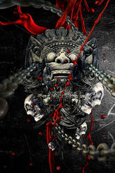 Muerte Azteca by Zerj19