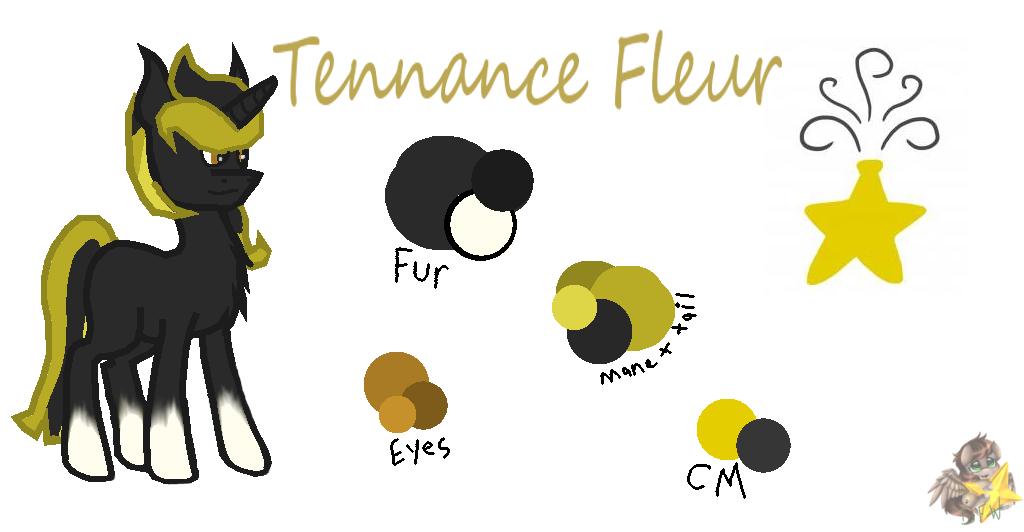 Tennance FLeur 2.0 by NelsonDemifur